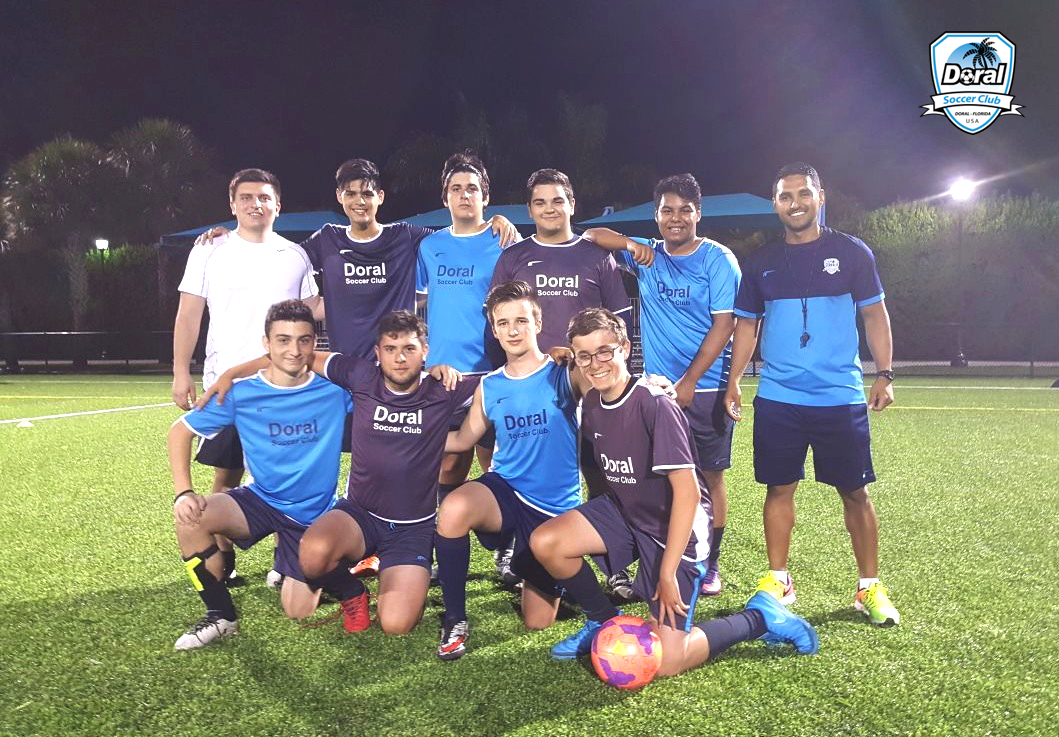 Academy Teams Doral Soccer Club 04