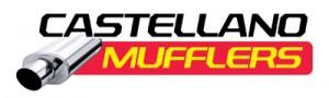 CASTELLANO MUFFLERS LOGO