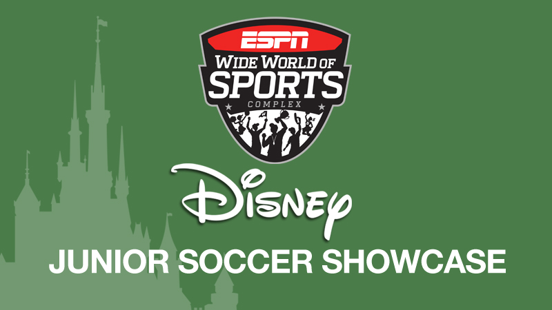 Disney Junior Soccer Showcase, Presented by AS Roma