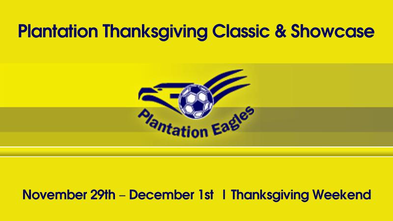 Plantation Thanksgiving Classic & Showcase