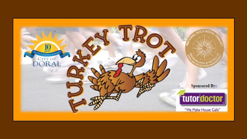 Turkey Trot November 14, 2013