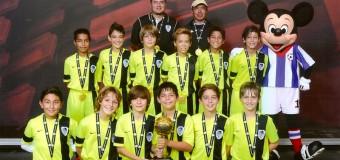 Champion's Disney Junior Soccer Showcase December 2013