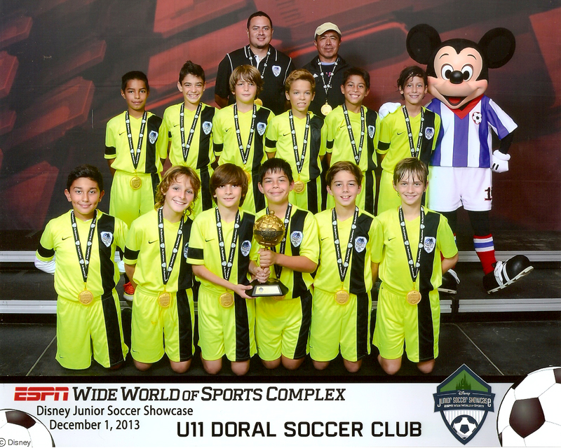 U11-White-Champions-Disney-Junior-Soccer-Showcase-December-2013-4