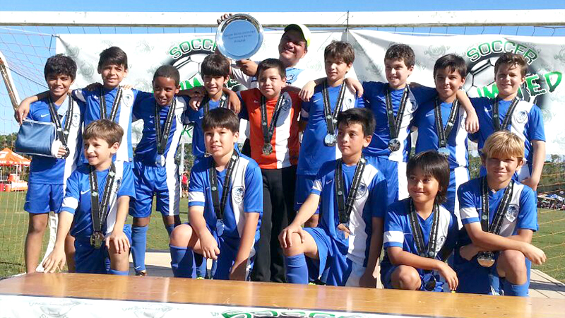 U11 Red Finalist Naples