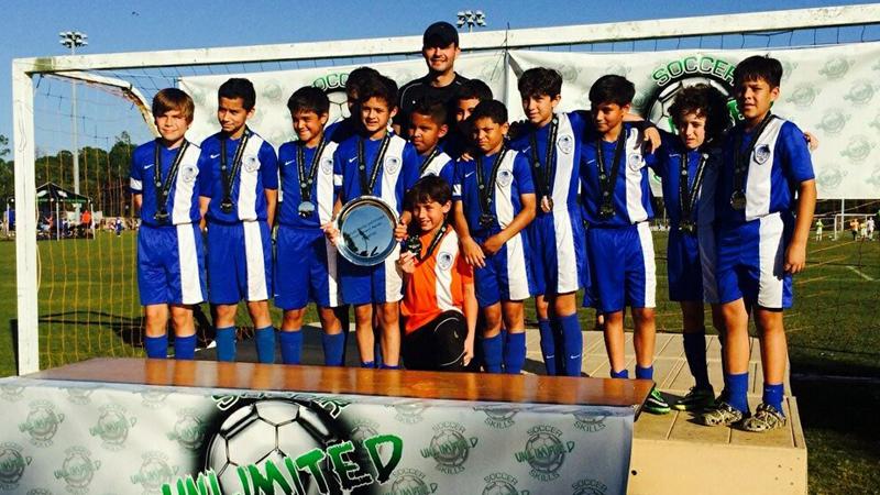 U12 White Finalist Naples