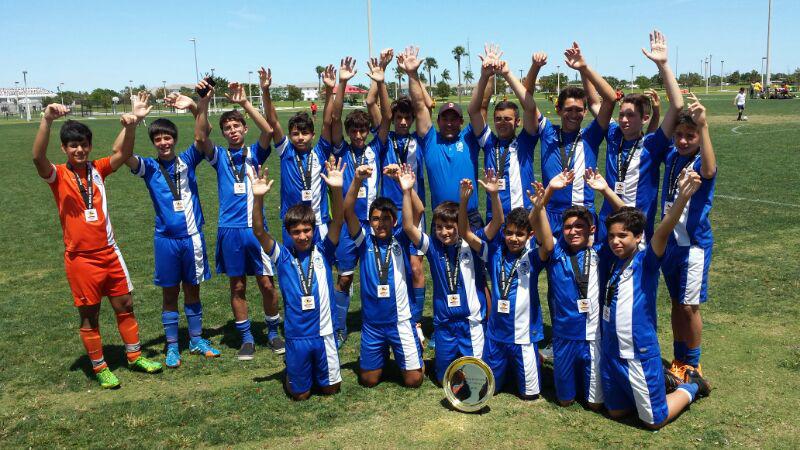 South Florida Cup – U14 White Champions