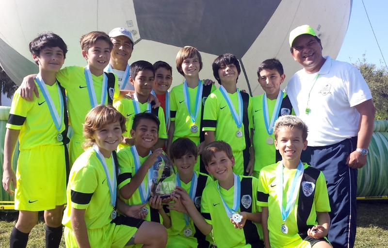 U11 White Champion's Region Cup A Div 1