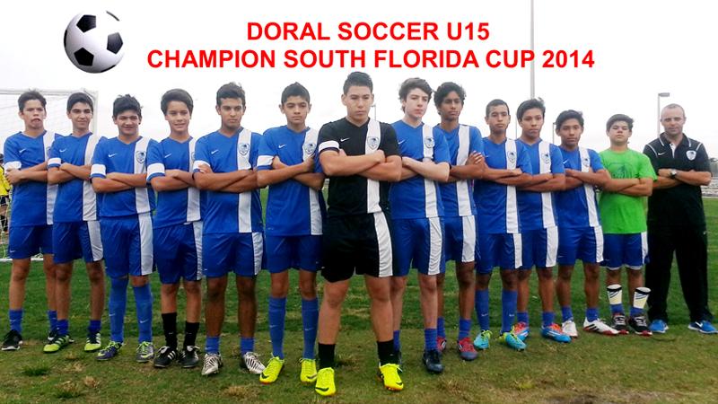 U15 – Champion's South Florida Cup