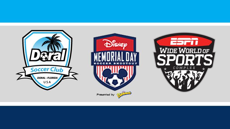 Disney Memorial Day Soccer Shootout, Presented by Danimals
