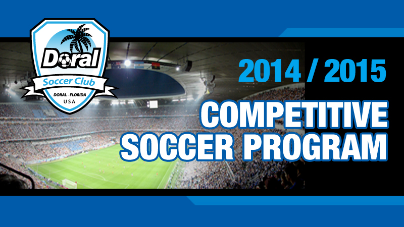 2014 – 2015 Competitive Teams