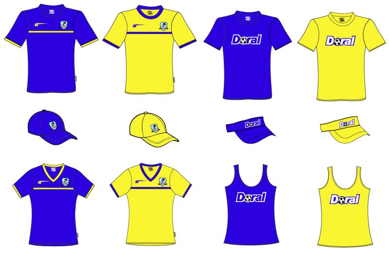 Doral Parents and staff uniforms