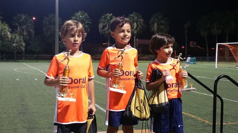 Doral Soccer Club Turkey Trot 2014 c