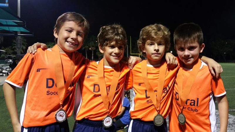 Doral Soccer Club Turkey Trot 2014 e