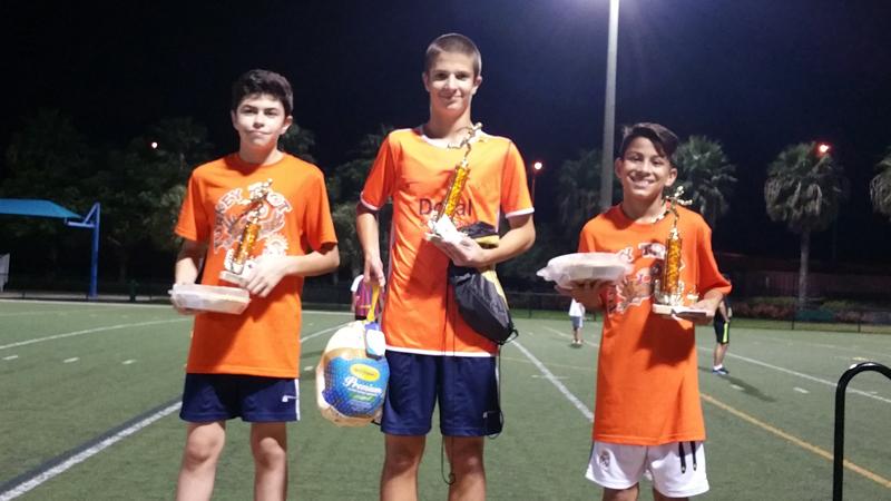 Doral Soccer Club Turkey Trot 2014 f