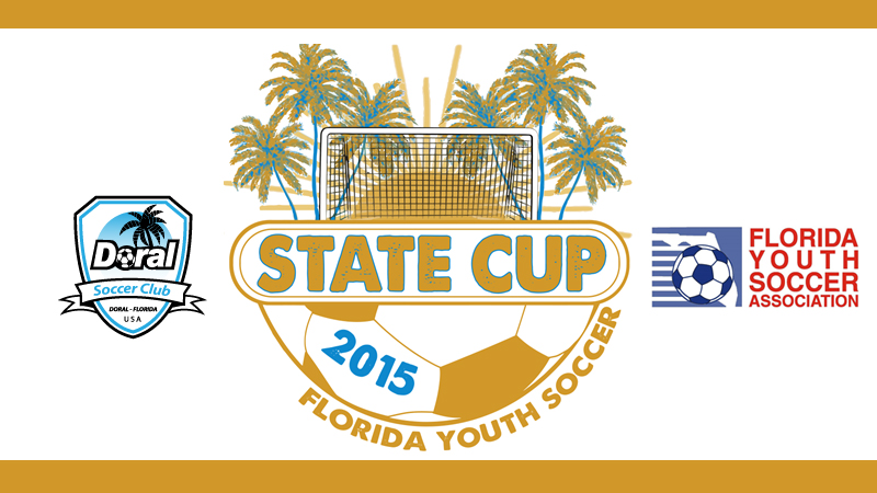 STATE CUP 2015 FLORIDA YOUTH SOCCER