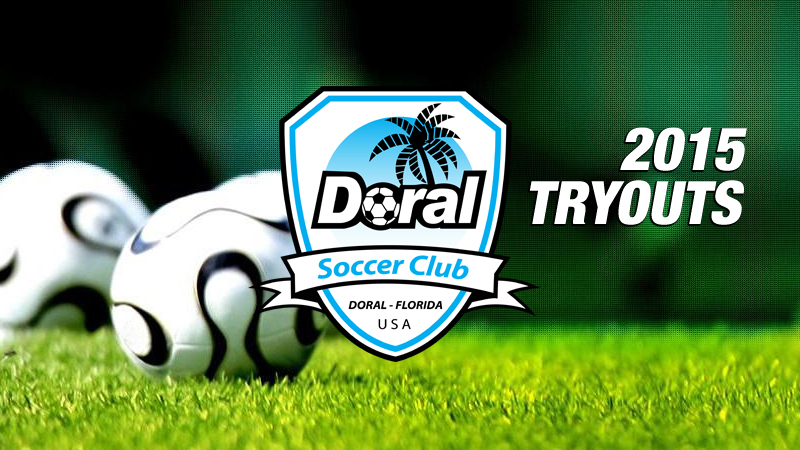 Tryouts for Competitive Teams / Internal & External Players