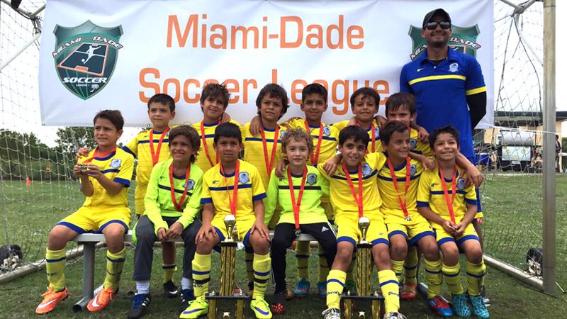 Miami Dade Soccer League