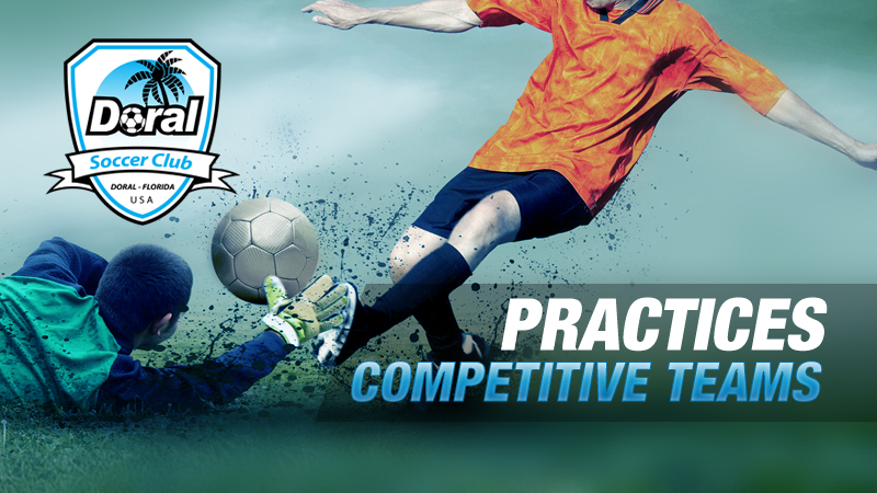 Competitive Teams Practices Schedules begin Sept. 2nd 2015
