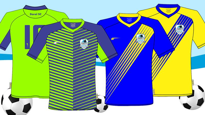 DSC New uniforms for 2015-2016 Season