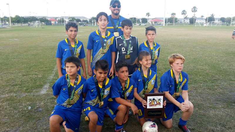 U12 white chamption thanksgiving gold cup 2015