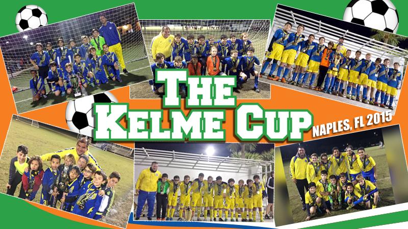 Kelme Cup, Naples 2016 •DSC Winning Teams
