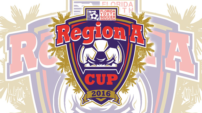 Region A Cup 2016