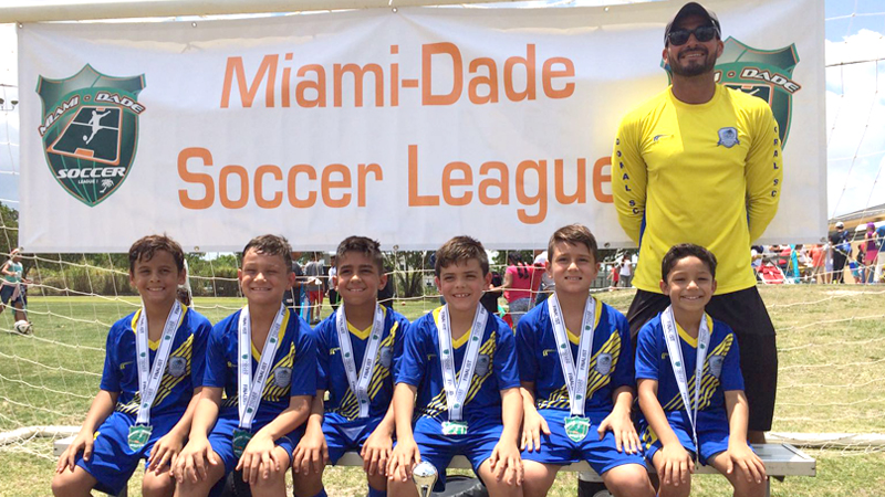 U9 White Finalist MDSL – May 2016