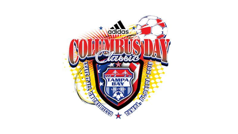 Adidas Columbus Day Classic October 7-9, 2016