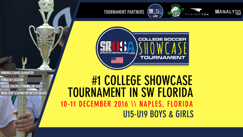 College Soccer Showcase Tournament