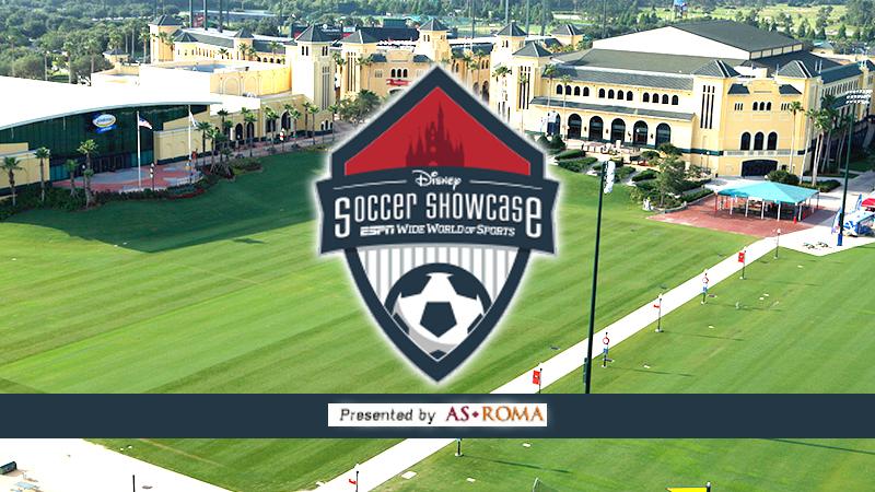 Disney Boys Soccer Showcase presented by AS Roma
