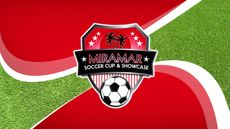 Miramar Soccer Cup & Showcase March 1-3, 2019