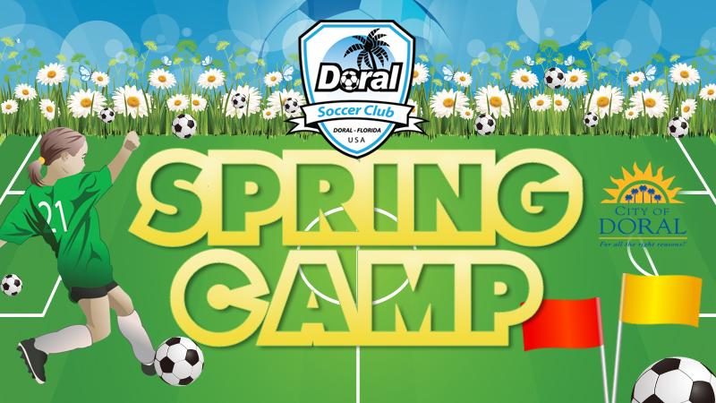 2017 Doral Soccer Club Spring Camp