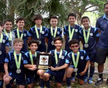 U12 Blue World Cup Finalist April 1/2, 2017