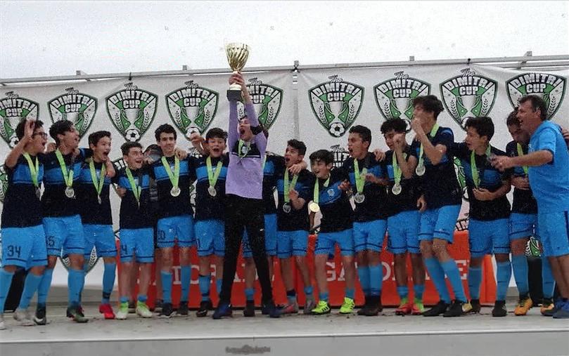U15 Blue Champion's Dimitri Cup 2018