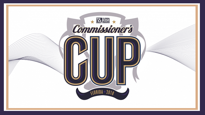 REGION A COMMISSIONER'S CUP 2018