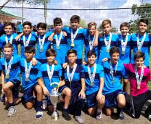 U14 White SFUYSA Champion's Season 2017 – 2018