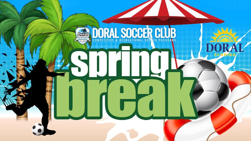 Doral SC Spring Break Camp is here!