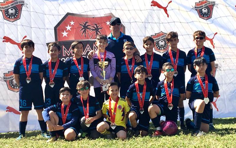 Doral Soccer Miramar Soccer Cup