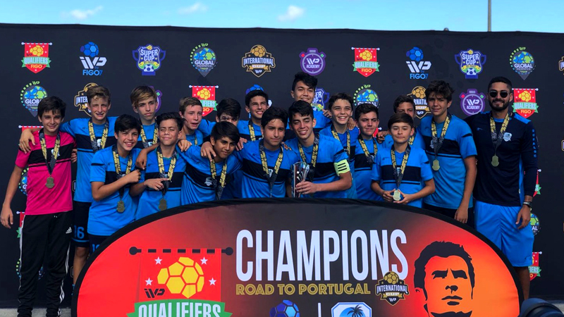 U14 White Champion • IVP by Figo7 Tournament