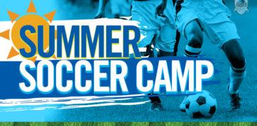 Summer Soccer Camp 2018