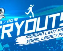 DSC TRYOUTS 2018-2019