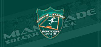 Miami Dade Soccer League Spring 2019
