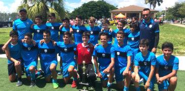 U14 Elite Champions Adidas Super Cup 2018