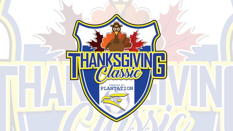 Plantation Thanksgiving Classic November 23 – 25 / 2018