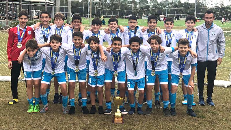 U13 Elite Champion's Gatorade Cup December 8/9, 2018