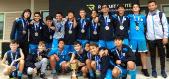 U14 Elite Champion's Gatorade Cup December 8/9, 2018