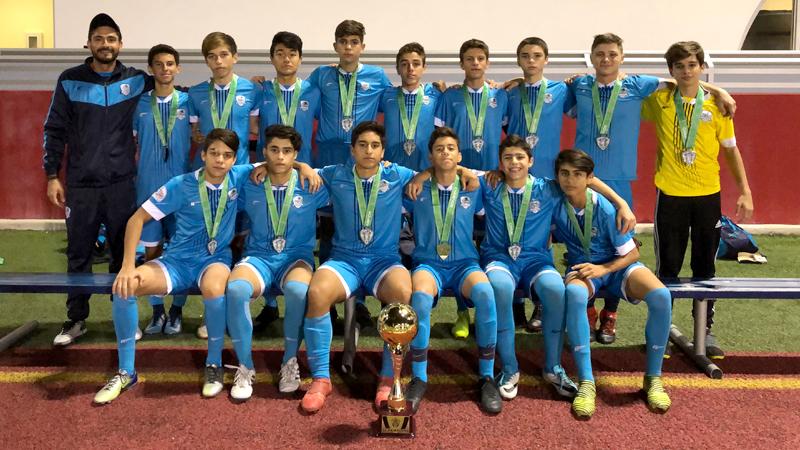 U15 Elite Champion's Dimitri Cup January 26-27, 2019 – Naples Florida