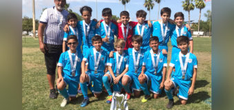 U12 White Finalist Commissioners Cup 2019