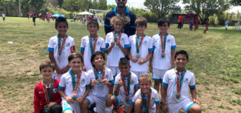 U10 Elite Finalist Miami Dade Soccer League Spring Season 2019
