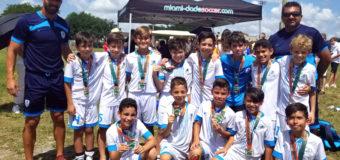 U11 Elite Champion's Miami Dade Soccer League Spring Season 2019